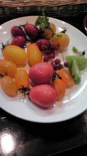 トマトの盛り合わせ