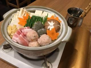 塩ちゃんこ鍋
