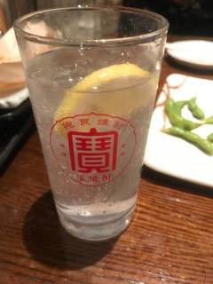 フレッシュレモンサワー