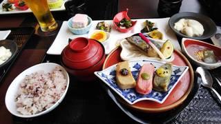 京三昧 京生麩と生湯葉のおばんざいプレート