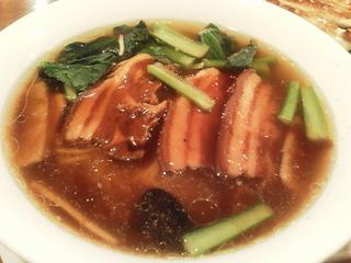 トロトロ 豚角煮麺