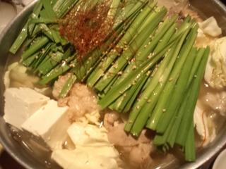 博多もつ鍋(味噌)