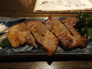 アグー豚の塩焼き