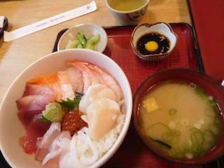 特撰海鮮丼