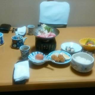 すきやき鍋膳