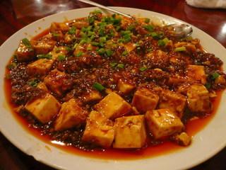 四川本格麻婆豆腐