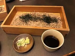 北海道 石臼挽き生蕎麦