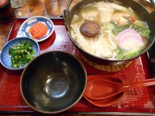 うどんすき小鍋