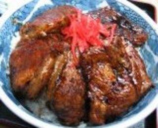 豚丼セット