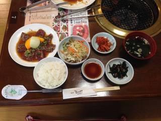 950円焼肉定食ランチ