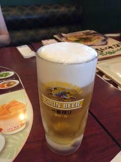 キリン一番搾り生ビール