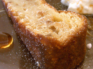 ヘーゼルナッツとリコッタチーズのタルト