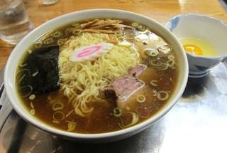 玉子中華麺