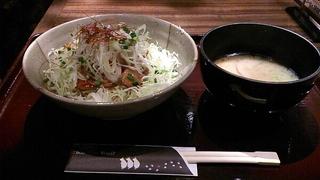 トントロ豚丼