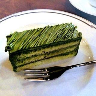 パティスリーRの抹茶ケーキ