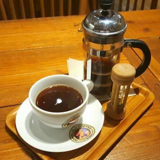 100%コナコーヒー フレンチプレス