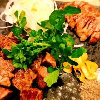 鉄板亭 粋のお食事5,000円コース
