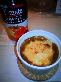 焼チーズカレー
