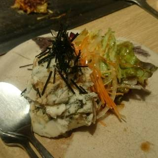 長芋のポテトサラダ
