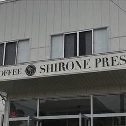 SHIRONE PRESSO
