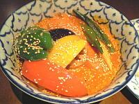 ベジタリアンのスープカリー