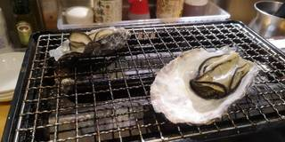 焼き牡蠣食べ放題