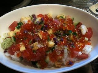 海鮮ばらちらし寿司