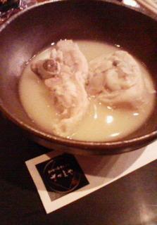 --- 水炊き鍋 ---