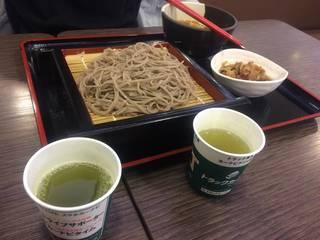 ピリ辛肉つけ麺