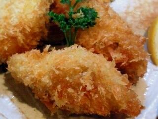 牡蛎フライ
