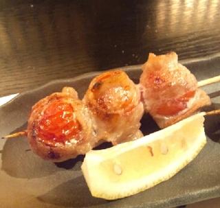 串焼き プチトマト