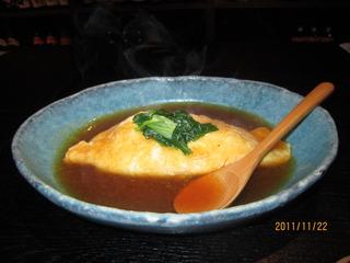 角煮オムライス