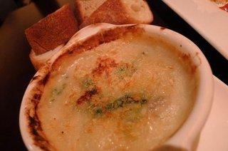 牡蠣のコンフィ あつあつグラタン