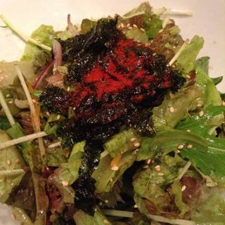 胡麻サラダ