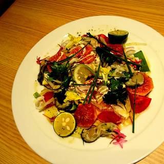 蟹のポテトサラダ