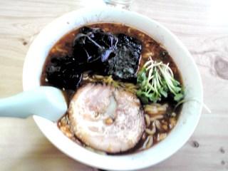 魚介系スーラータン麺
