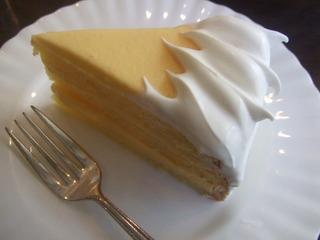 カスタードケーキ