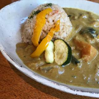 玄米ベジタブルカレー