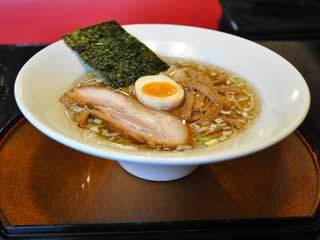 ラーメン太麺