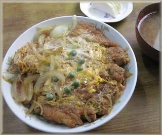 カツ丼 (大盛り)