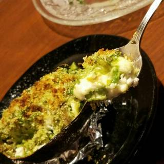 アボカドとクリームチーズのオーブン焼き