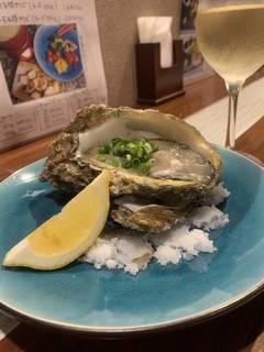 鳥取県産天然岩牡蠣