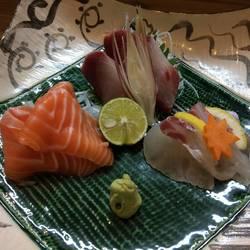 特選鮮魚3種盛り
