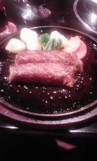 ロースステーキ
