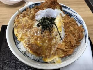 ヒレかつ丼