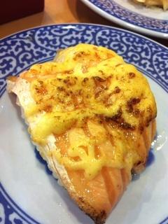 あぶりチーズサーモン