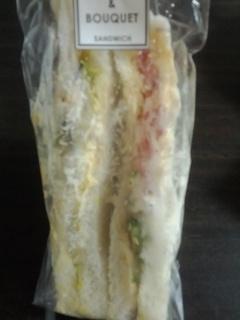 7種類のコブサラダサンド