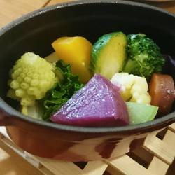 野菜のココット