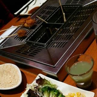 串カツ食べ放題