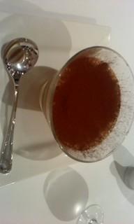 伝統のコーヒーティラミス